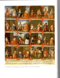 Casta Painting, ca. 1750