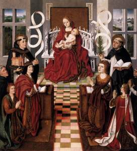 Virgin of the Catholic Monarchs