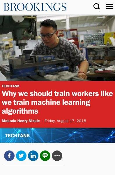 Why we should train workers